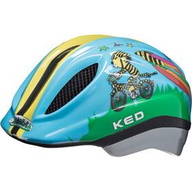 KED Meggy Originals - Casque de vélo Enfant - Multicolore